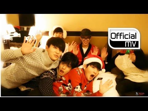 Teen Top Release Practice Video For Snow Kiss