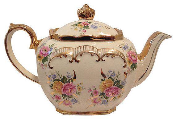 Vintage English Sadler Teapot For Sale On Etsy 150