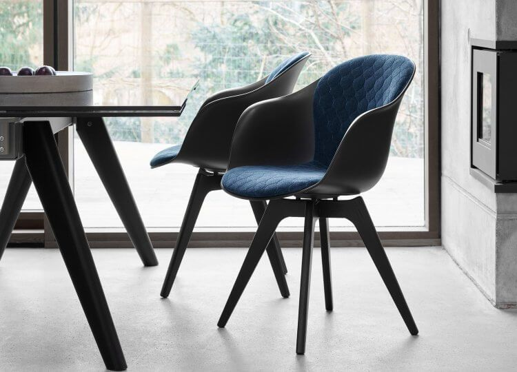 Utrolig Adelaide Dining Chair by BoConcept in 2019 | Chairs | Dining PB-18