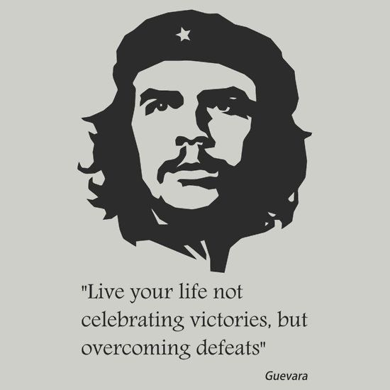 Che Guevara Devrim Fotoğraf
