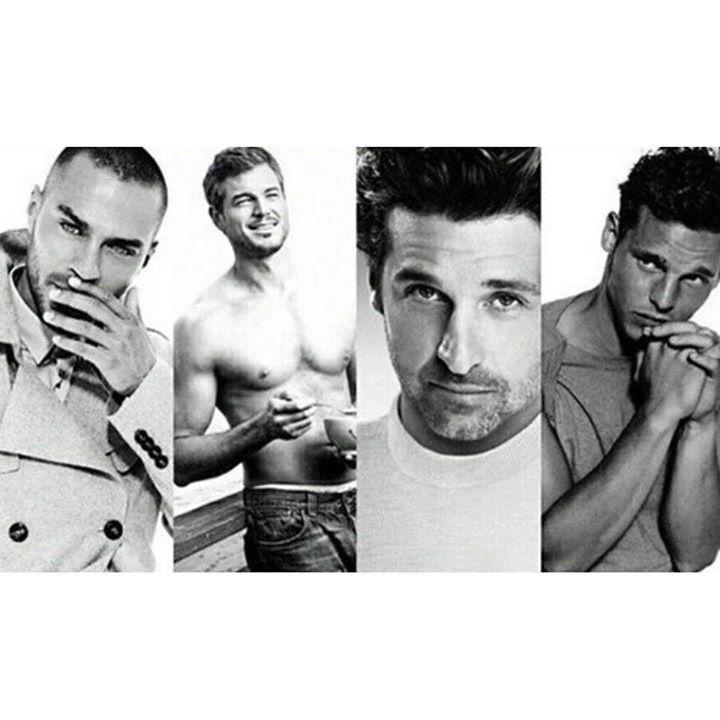 #GreysAnatomy | Qual'è il vostro personaggio maschile preferito? #greysanatomyit #malatedigreys