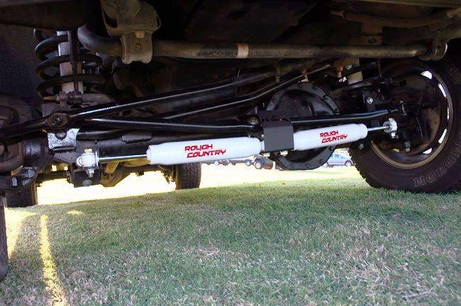 Dodge Ram 2500 3500 двойной рулевое стабилизатор 2003 2012 4wd Dodge 2500 Dodge Ram Ram