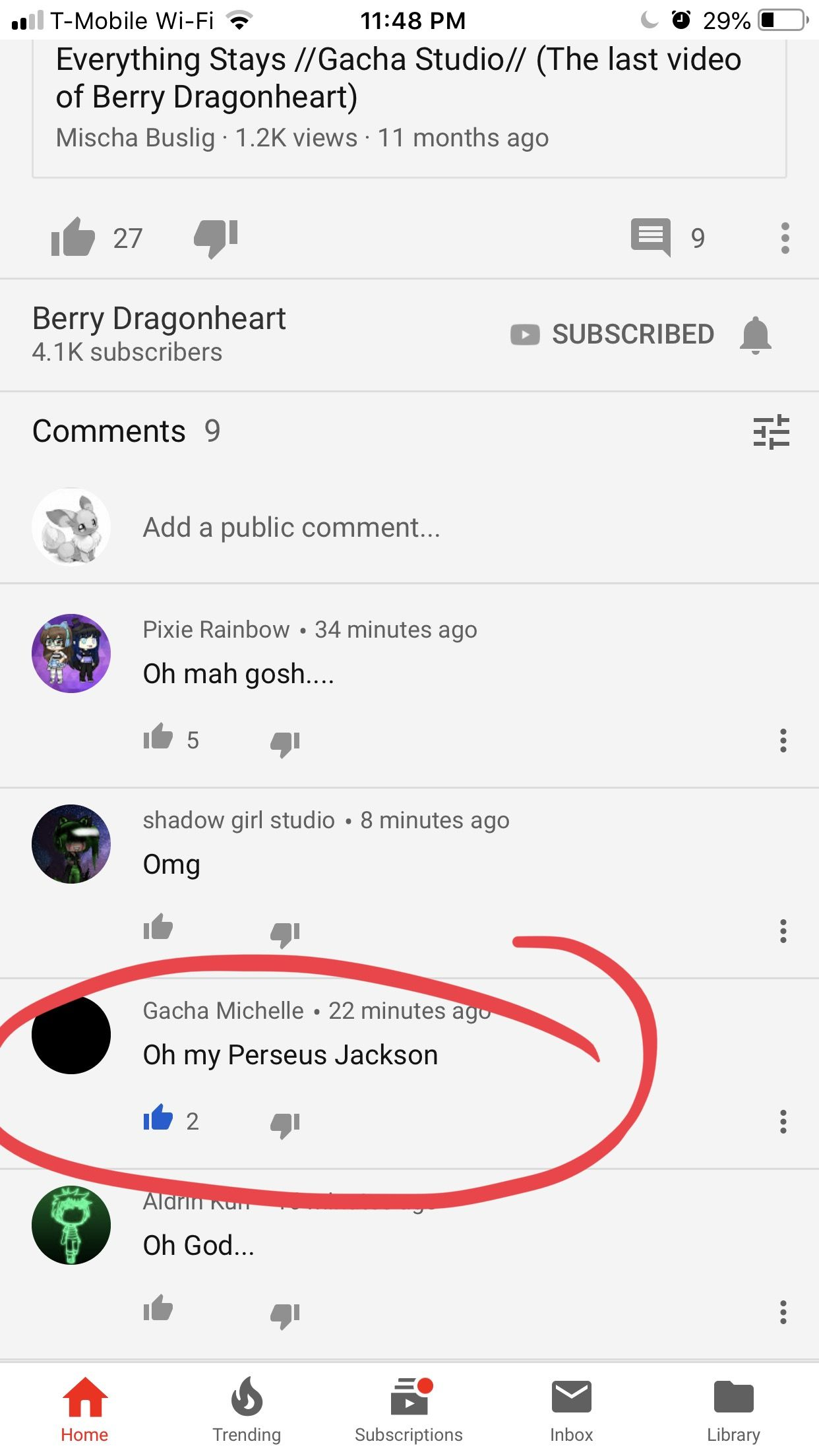 I Think I Made A New Friend I Found This As A Comment On A Video I Watched And Saw This It Is Awesome Percy Jackson Fandom Percy Jackson Humor