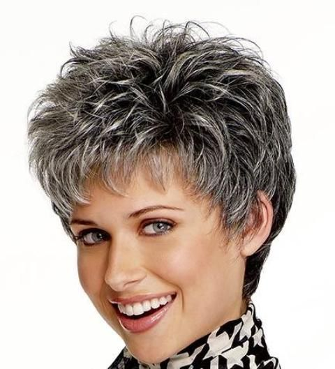 Pull Great looks with short Messy hiar Hairstyles Pinterest - cortes de cabello corto para mujer