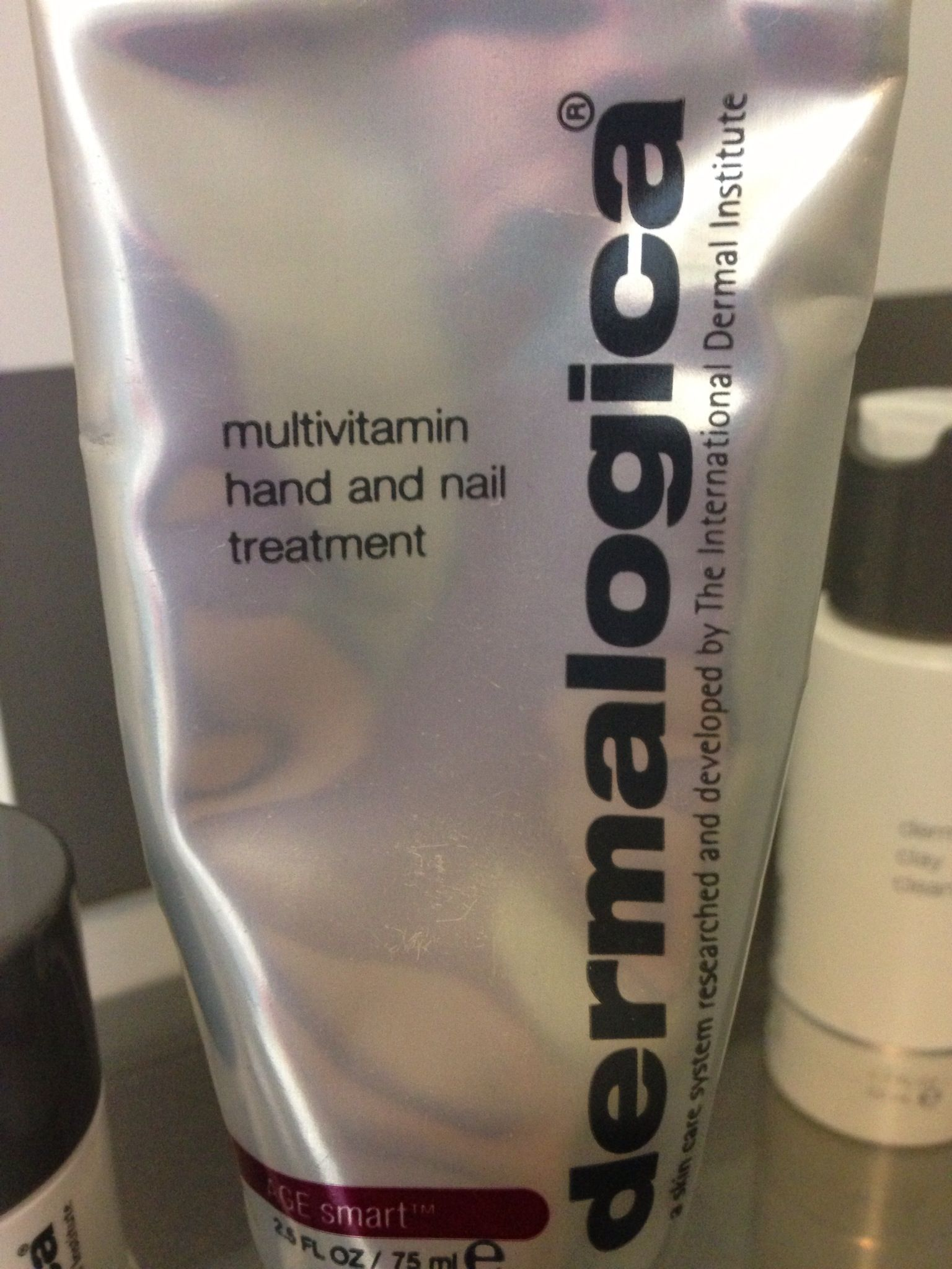 Best hand and nail cream #dermalogica | Hands and Feet | Pinterest