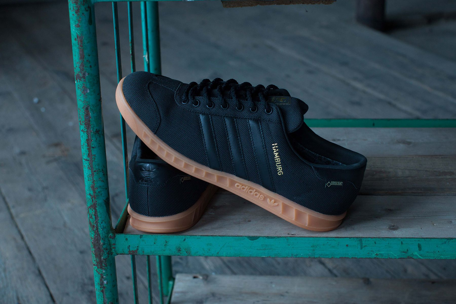 buy online bd68e 3c9a1 adidas Originals Hamburg GTX
