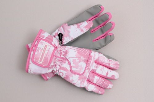 Women's Ski Snowboard Gloves Winter Waterproof Windproof Warm   Breathable, Waterproof, Windproof   • Adjustable Velcro Closure   • Anti-Slip Palm   • Clip attatchment to ensure your gloves stay together when not in use