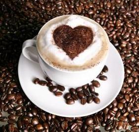 I <3 coffee!