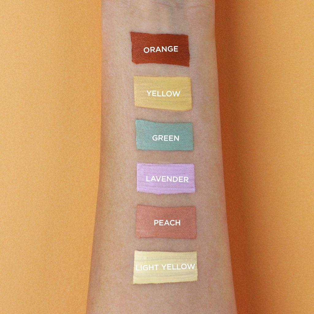 PRO Conceal HD Color Corrector in 2019 Dark skin tone, Color