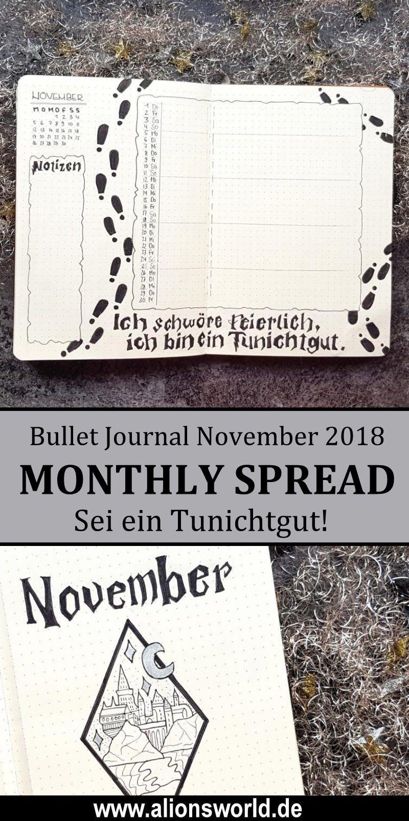 Photo of Es wird magisch! Mein Harry Potter Bullet Journal-Setup
