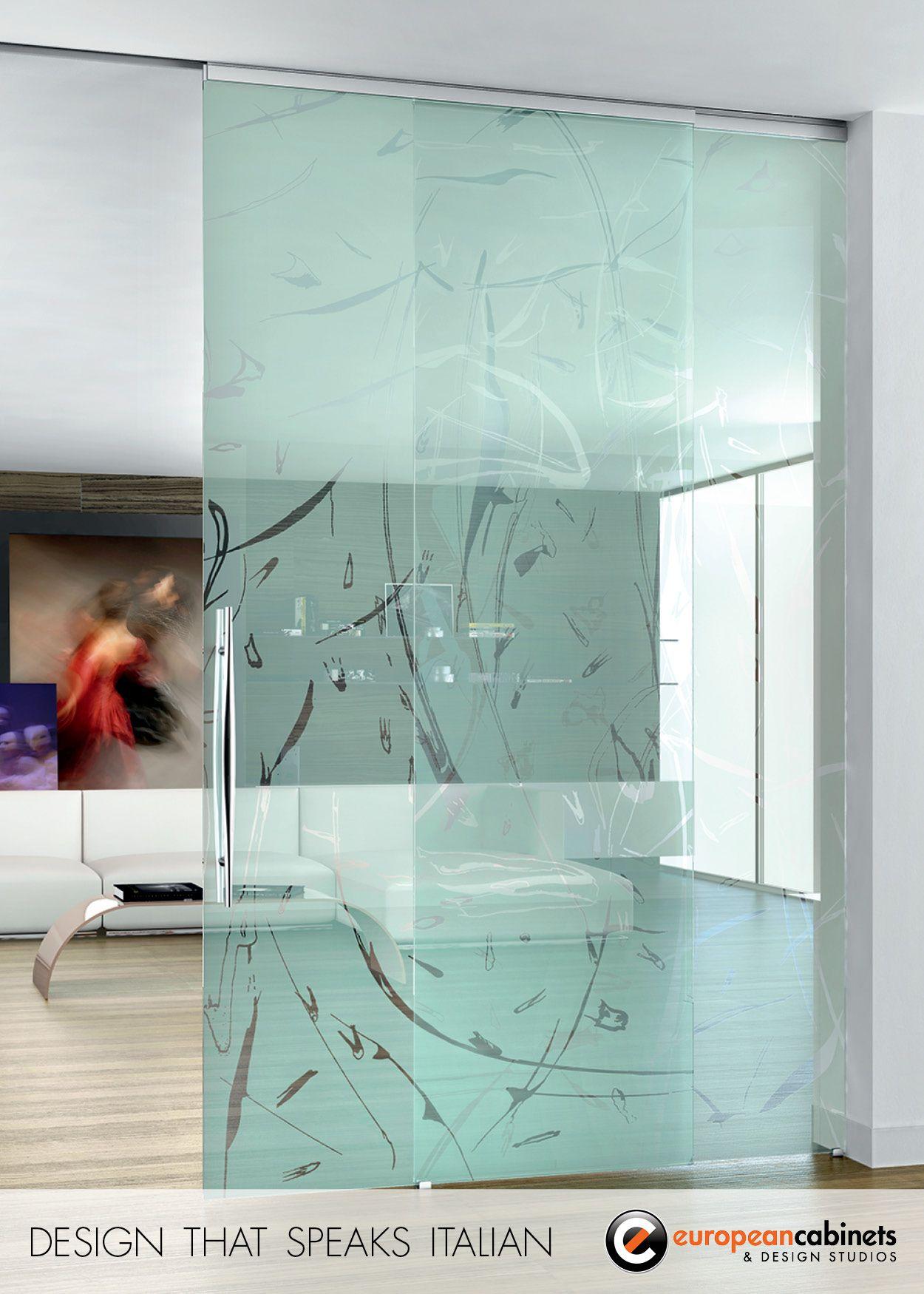 Glass Doors By Casali European Cabinets Design Studios Glass Doors Interior Glass Door Door Glass Design