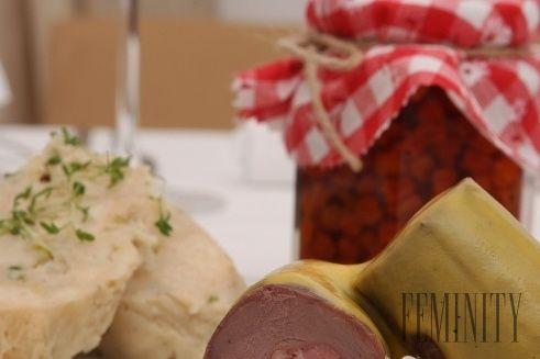 Recept z loveckej kuchyne: Jeleň na smotane