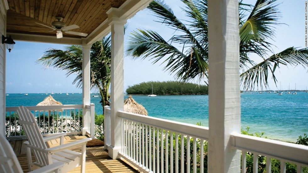 Sunset Key Guest Cottages is located on gorgeous Sunset ...
