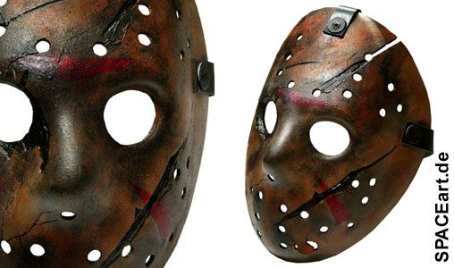 Freddy vs. Jason: Jason Final Fight Maske, Typ: Maske