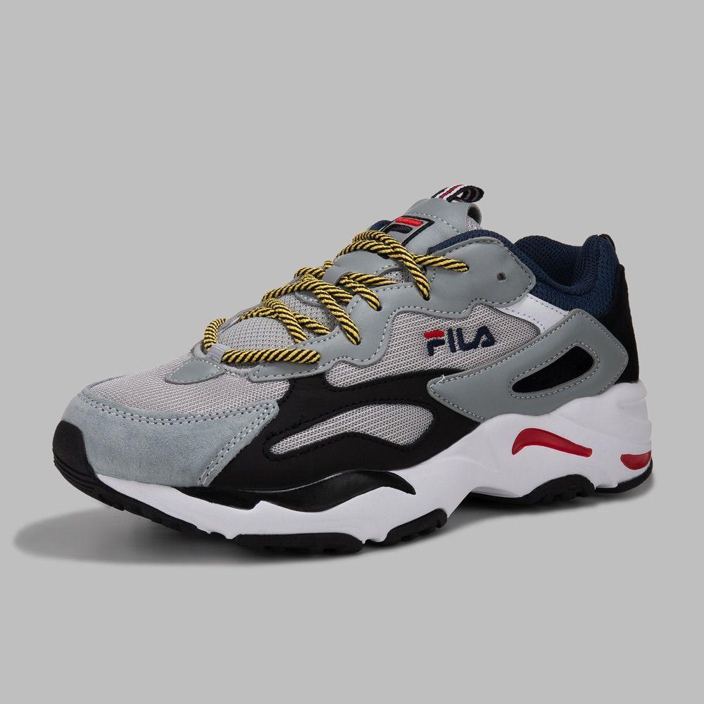 Tenis Fila Ray Tracer Hombre | Zapatos tenis para mujer ...