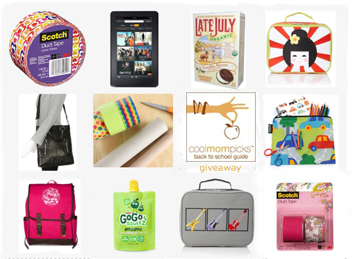 Back to School Giveaway Package