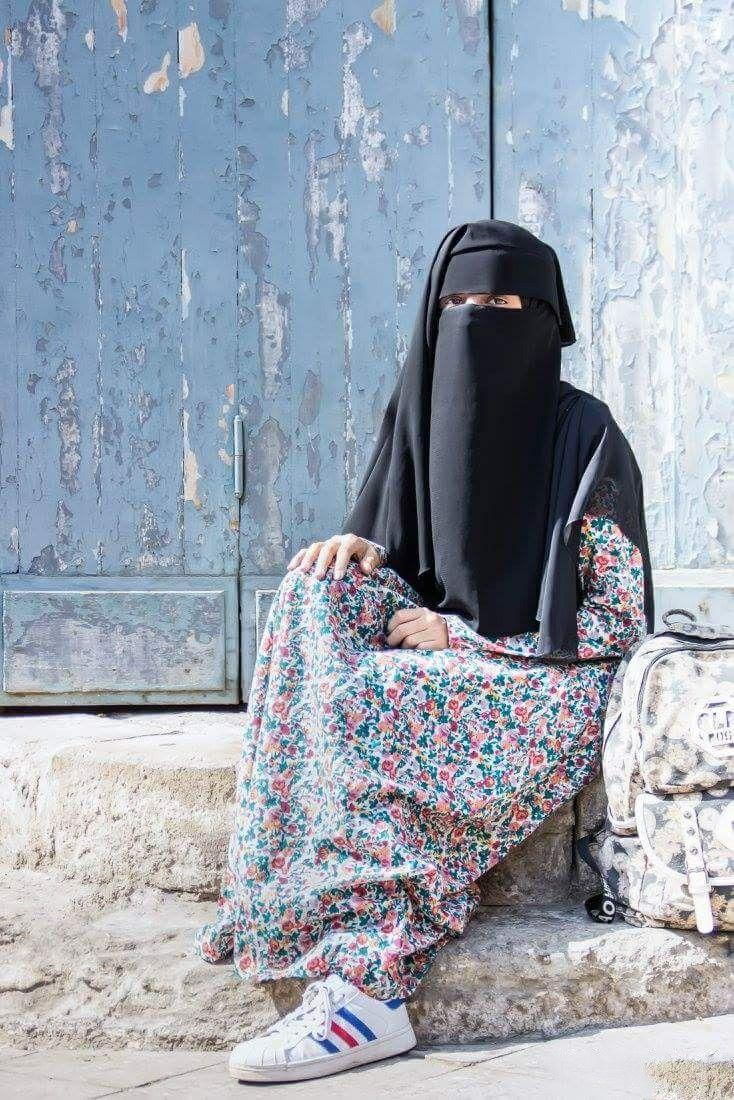 Niqabi Niqab Niqab Muslim Women Fashion Beautiful Muslim Women
