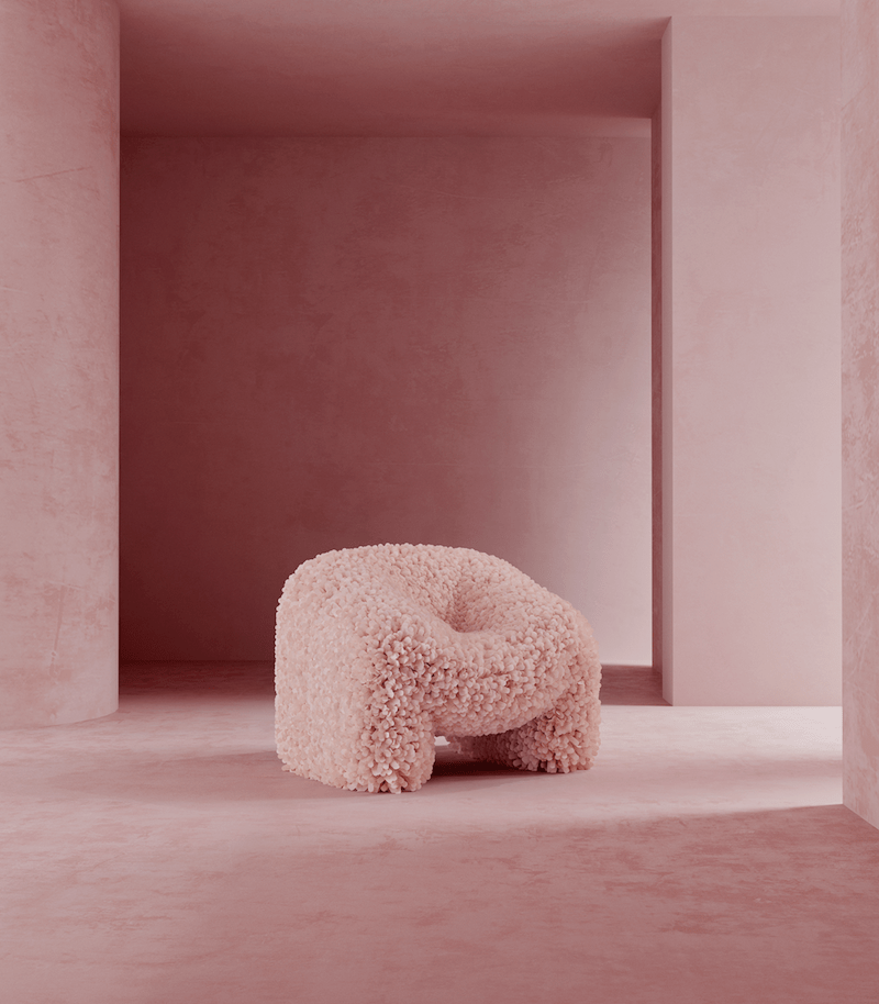 Pink Office Chair With Wheels