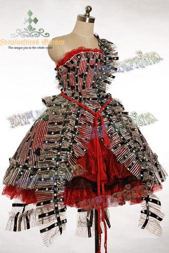 Alice In Wonderland 4 Piece Outfit From Fanplusfriend Vestidos