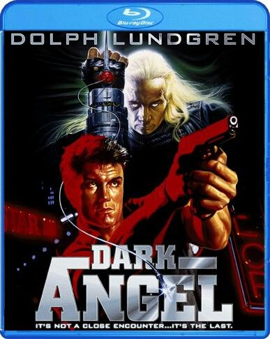 I Come In Peace Dark Angel Blu Ray Best Action Movies
