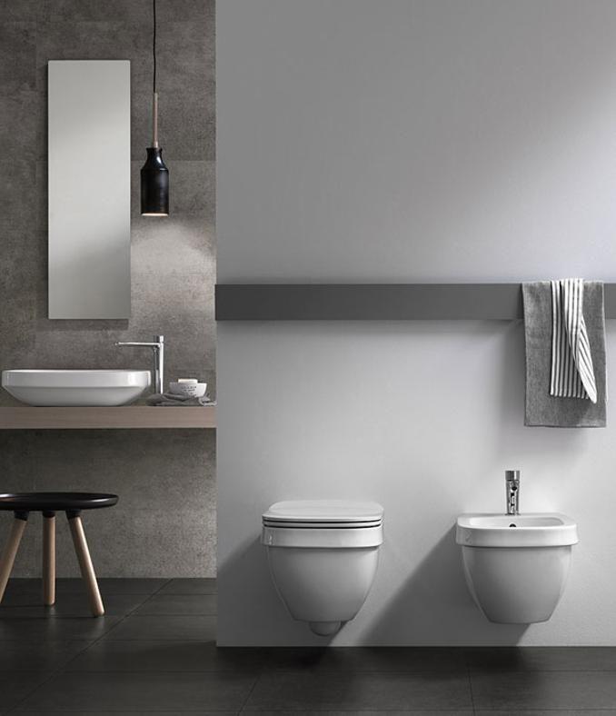 20 idee per arredare un bagno piccolo graphic bathroom bath powder room - Idee per arredare un bagno piccolo ...