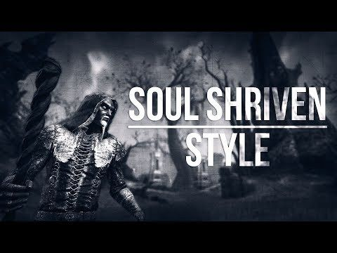ESO Soul Shriven Motif - Showcase of the Soul Shriven Style in The