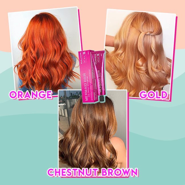 Mermaid Hair Coloring Shampoo In 2020 Color Shampoo Hair Color Shampoo Hair Color