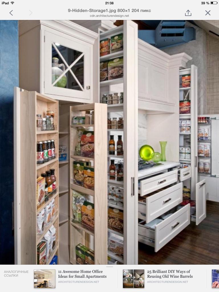 Ziemlich Clevere Küchenspeicher Zeitgenössisch - Küchenschrank Ideen ...