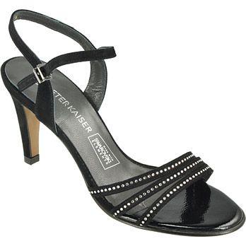 the best attitude 99fd5 83d71 Peter Kaiser Swarovski-Sandalette - Stöckelwild Fashion ...