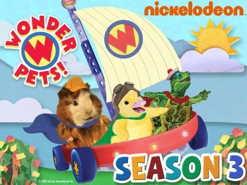 Wonder Pets Ep 11 Adventures In Wonderland Amazon Instant Video Nickelodeon Http Www Amazon Com Dp B0047mut7q Wonder Pets Pets Adventures In Wonderland