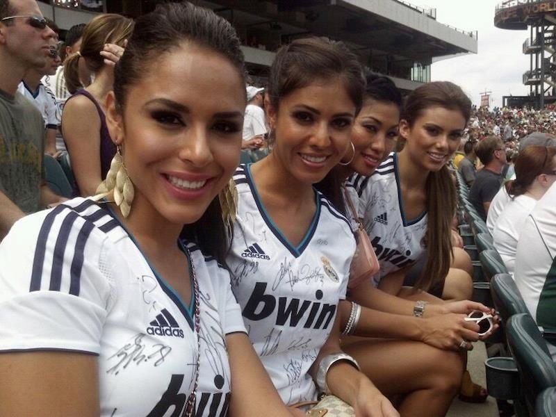 Barstool's Weekend Soccer Guide Madrid girl, Real madrid
