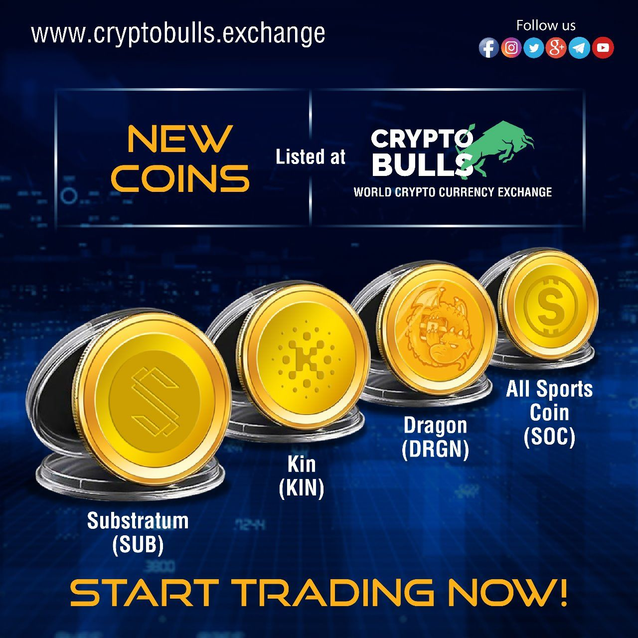 crypto coin exchange