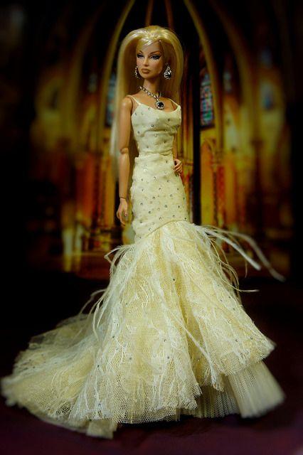 raccolta-barbie-Eugenia which wear a diamond | Flickr  FR DOLL