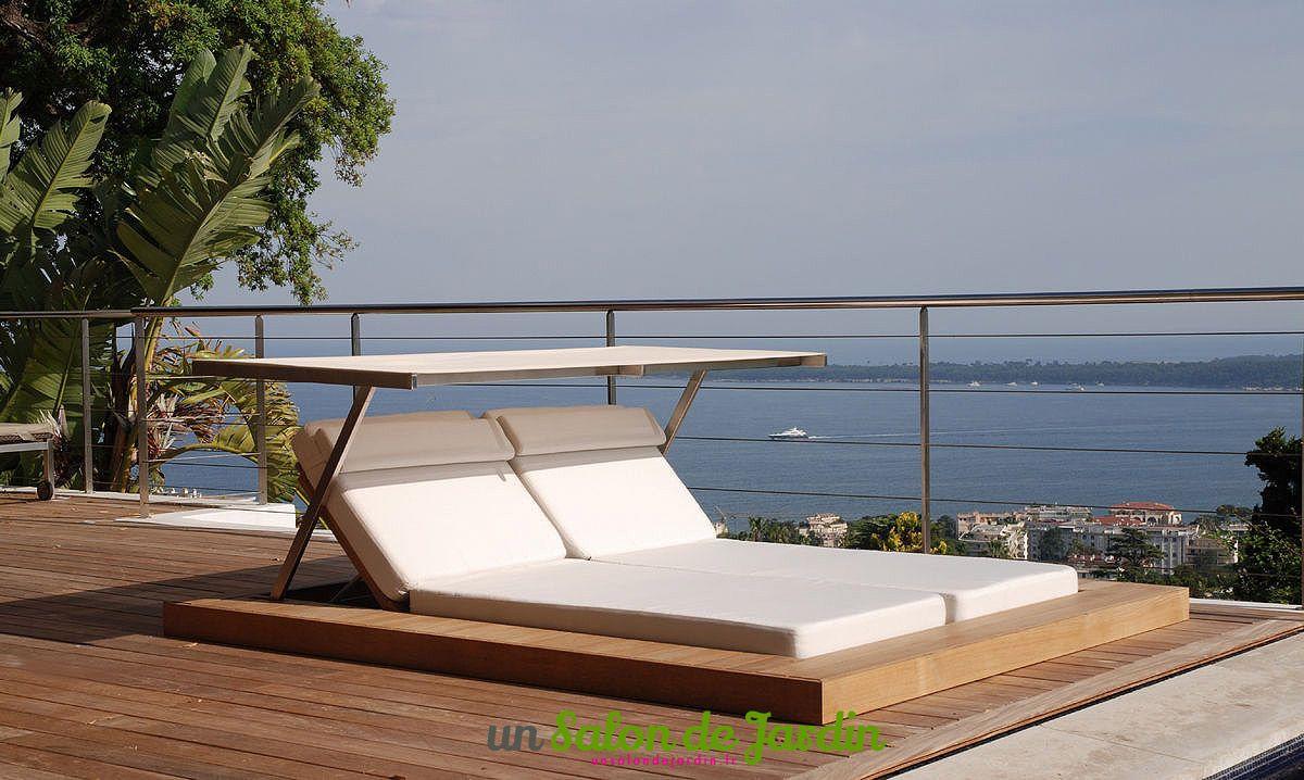 Lit Balinais Recherche Google Chaise Longue Jardin Chaise Longue Exterieur Idee Deco Balcon