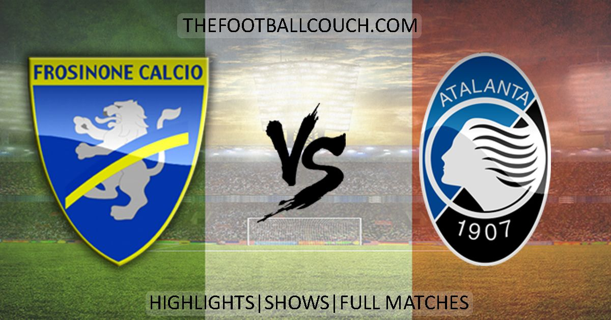 [Video] Serie A Frosinone vs Atalanta Highlights - http://ow.ly/XrBl3  - #Frosinone #Atalanta #SerieA #soccerhighlights #footballhighlights #football #soccer #italianfootball #thefootballcouch