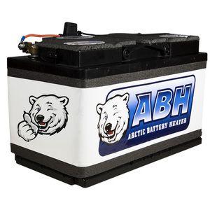 45-5080 | Arctic Battery Heater Akunlämmitin 40-70 Ah 12 V akuille