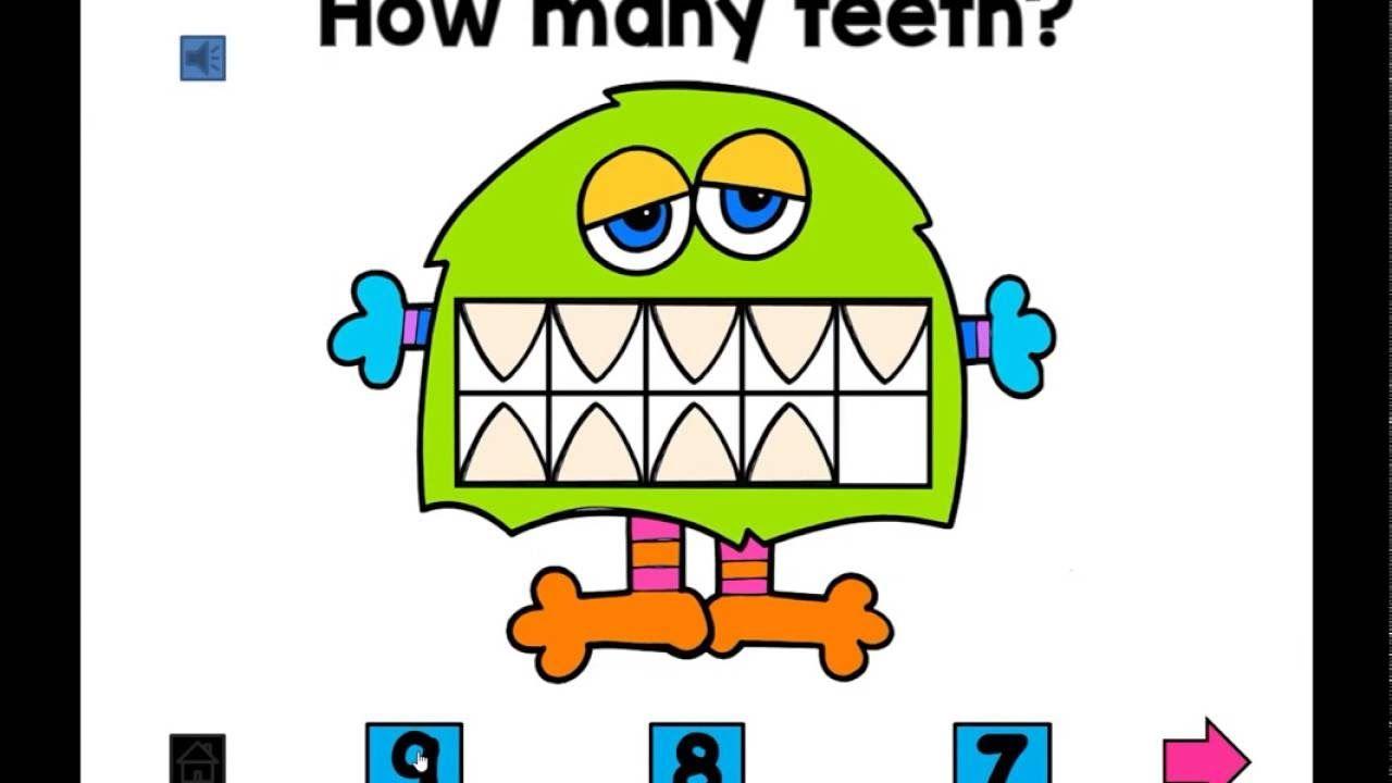 Halloween Math Games Kindergarten, First Grade Includes six, fun ...