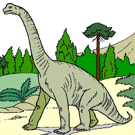 coloriage dinosaure a imprimer - Coloriage De Dinosaure A Imprimer