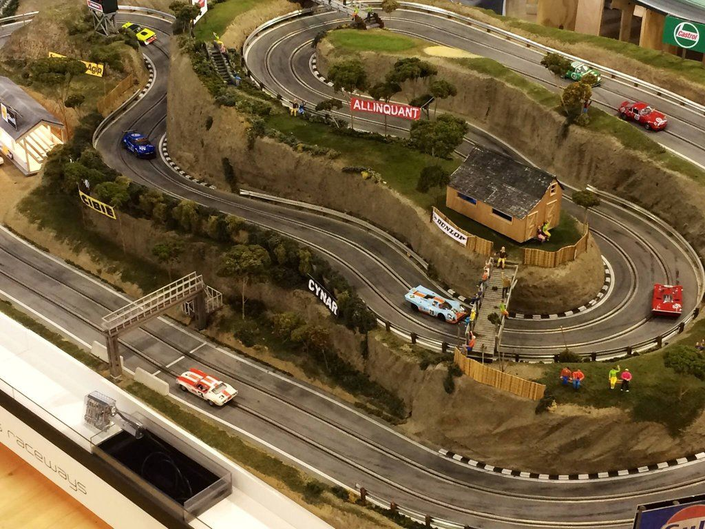 Standard Scenic Raceway — 6'x12' (made to order) Slot