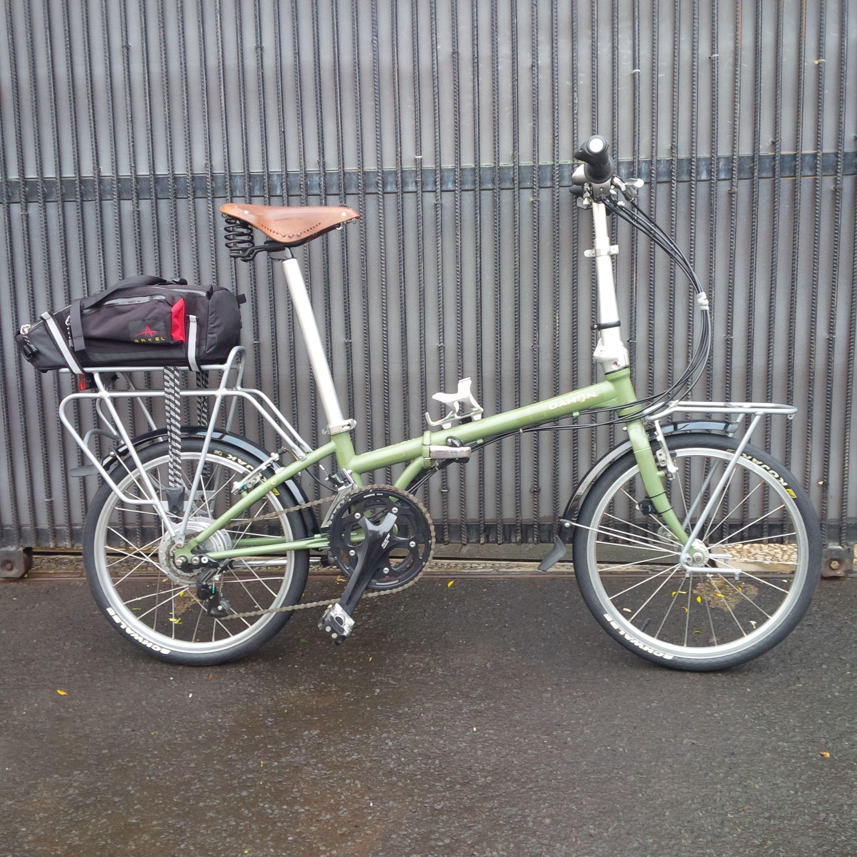 Valo Folding Bike