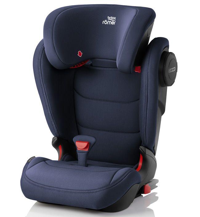 Avtokreslo Britax Roemer Kidfix Iii M Moonlight Blue Temno Sinij In 2020 Car Seats Baby Car Seats Baby Shop