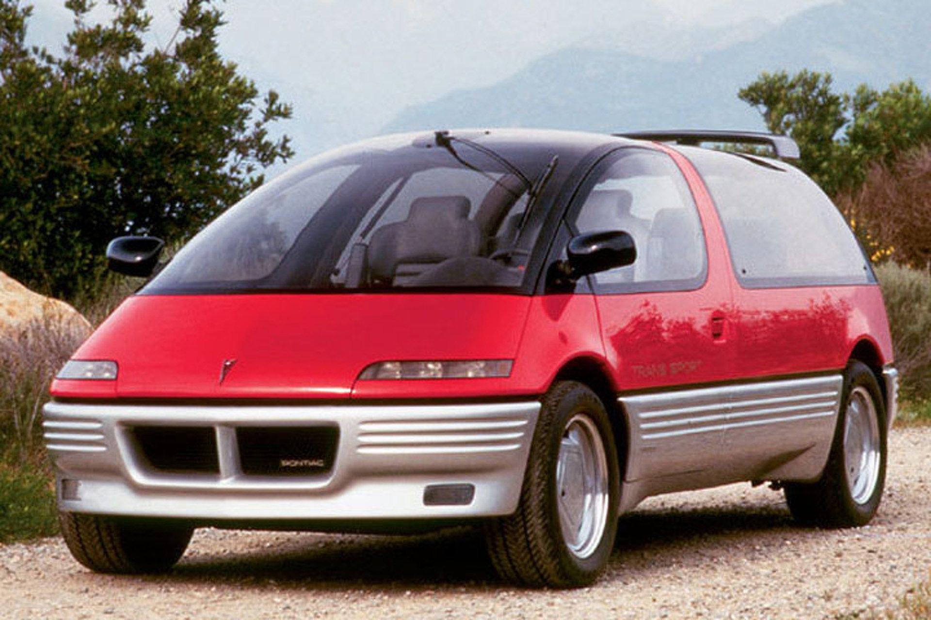 Nobody Built 80s Concept Cars Better Than Pontiac Photo Gallery Motor1 Com Concept Cars Pontiac Transport Futuristic Cars
