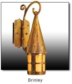 Handmade English Country Cottage Lighting - Whimsical, Storybook, Shingle Style,  Bungalow, Tudor Style Lanterns