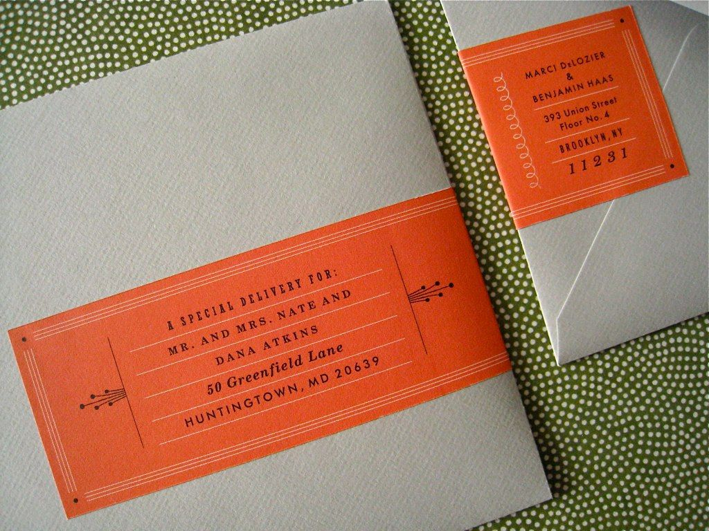 wraparound labels More Who knew paper could