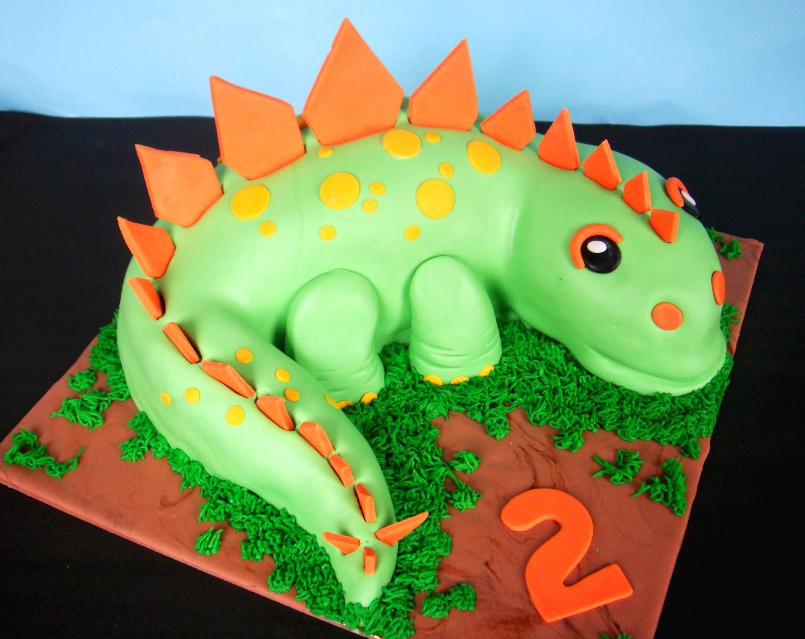 dinosoaur birthday cakes Dinosaur Birthday Cake Birthday Party