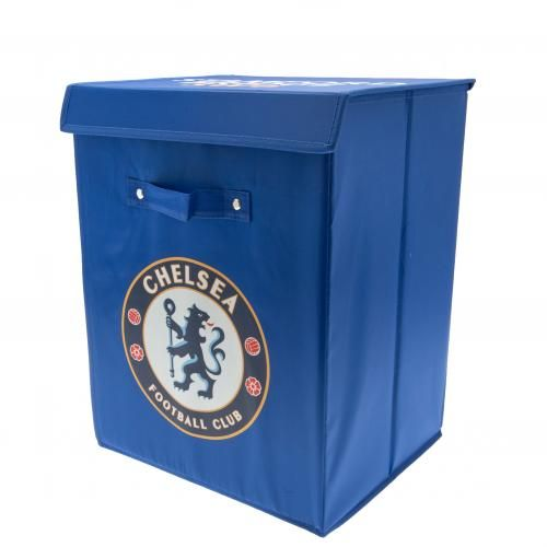 Chelsea Storage Box Made From Canvas Which Can Also Be Used As A Laundry  Basket.