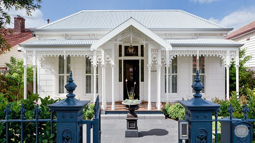 Beautiful Homes Heritage Charm Victorian Cottage