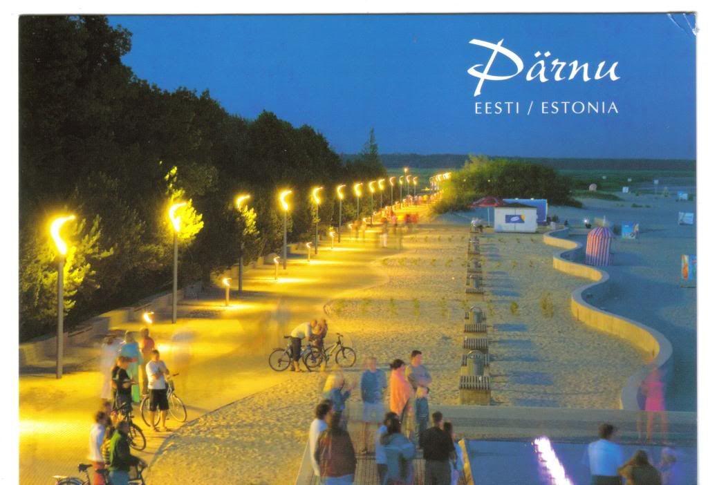 Parnu Estonia  city pictures gallery : Parnu, Estonia...the resort city. | Places I've Visited... | Pinterest