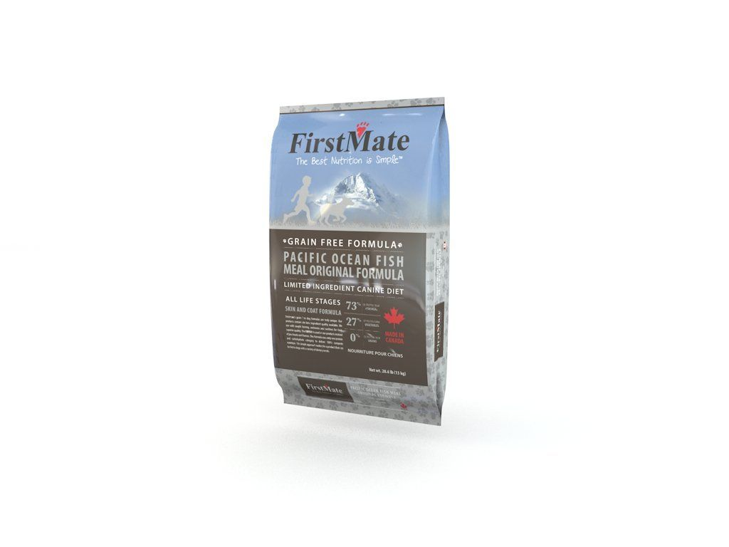 Firstmate Pet Foods Pacific Ocean Fish Original 14 5 Pound You