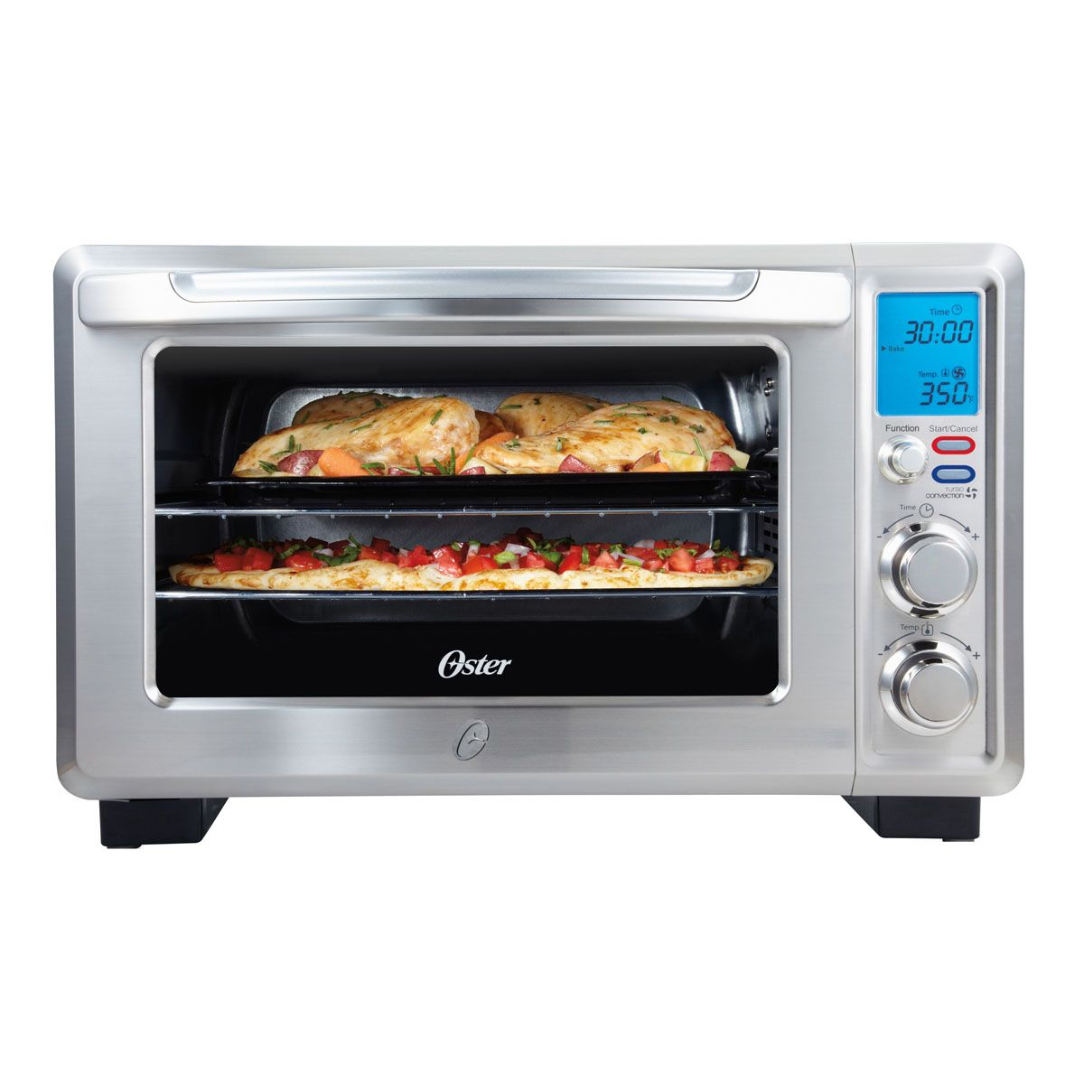 Oster Inspire 6 Slice Digital Convection Countertop Oven